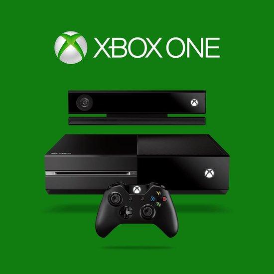 New-Xbox-One-Console
