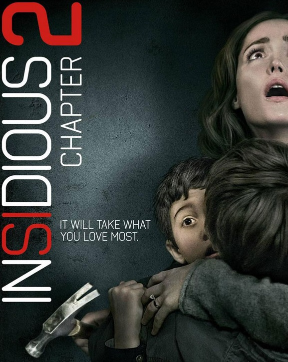 Insidious: Chapter 2 r...